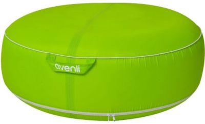 Avenli Garden Pool Pouf I - aufblasbares Design Sitzkissen, wasserfest, UV- und schimmelbeständig