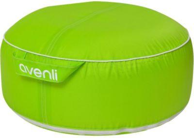 Avenli Garden Pool Pouf II - aufblasbares Design Sitzkissen, wasserfest, UV- und schimmelbeständig