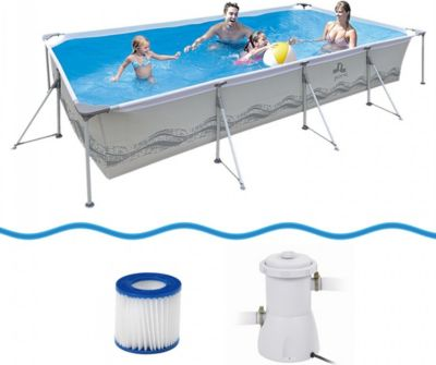 Schwimmbecken Mit Pumpe Preisvergleich Die Besten