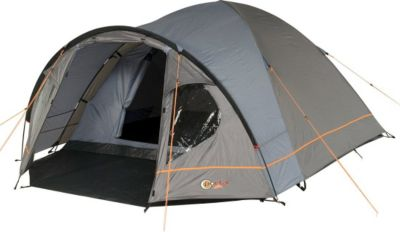 Zeta 4 - 4 Personen Kuppel-Zelt mit Vorraum, 4000mm, 310x240x130cm, 5,4kg