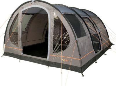 Gamma 5 - 5 Personen Tunnel-Zelt, eingenähter Boden, 4000mm, 450x300x200cm, 14,5kg