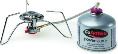Go System  Tri Spi - Gaskocher 235g 130x160x75mm 2850W