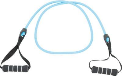 Spirit Resistance Tubing Set light - Expander, Fitnessband, 20lbs/9kg Tube, 2 Griffe