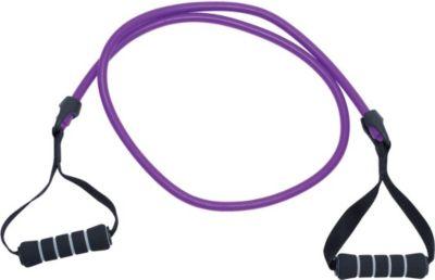 Spirit Resistance Tubing Set medium - Expander, Fitnessband, 30lbs/13,5kg Tube, 2 Griffe