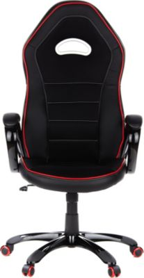 hjh OFFICE Chefsessel Racingchair PACE mit Arml...