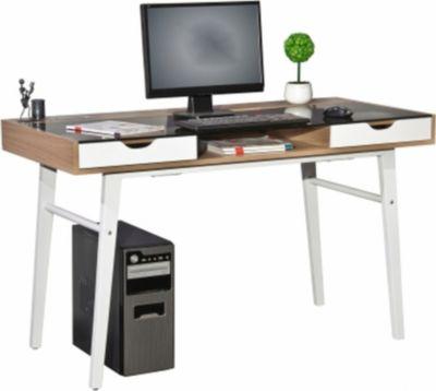 hjh OFFICE Schreibtisch EASY FLOW I