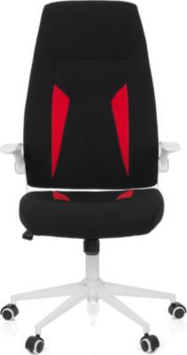 hjh OFFICE Chefsessel Racingchair GLORIUS fabri...