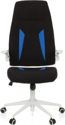 hjh OFFICE Chefsessel Racingchair GLORIUS mit A...