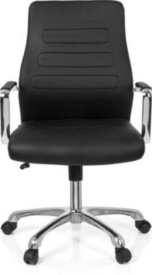 hjh OFFICE Profi Chefsessel TEWA mit Armlehnen | Büro > Bürostühle und Sessel  > Chefsessel | hjh OFFICE