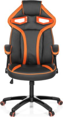 hjh OFFICE Chefsessel Racingchair GUARDIAN mit ...