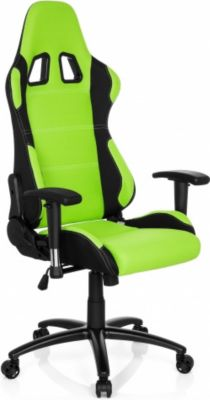 hjh OFFICE Chefsessel Racingchair GAME FORCE Fa...
