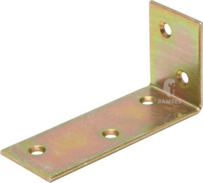 Ramses Balkenwinkel 150 X 75 X 40 X 5 mm Stahl verzinkt 1 Stück