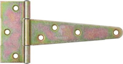 T-Band 90 x 60 mm Stahl verzinkt  1 Stück 1669042000