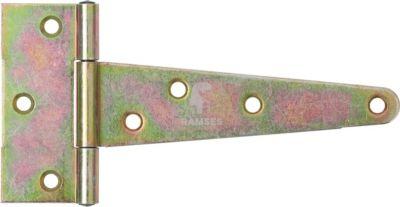 T-Band 115 x 80 mm Stahl verzinkt  1 Stück 1669056000