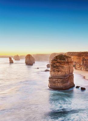 vlies-fototapete-klippe-bei-sonnenuntergang-in-australien-184x254cm