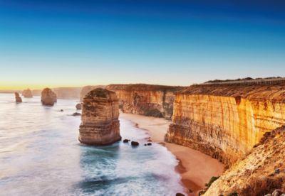 vlies-fototapete-klippe-bei-sonnenuntergang-in-australien-368x254cm