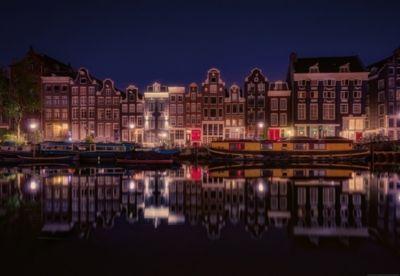 vlies-fototapete-amsterdam-bei-nacht-368x254cm