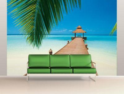 Fototapete Paradise Beach