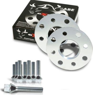 Spurverbreiterung Set 20mm inkl. Radschrauben für Opel Corsa C Opel Corsa C