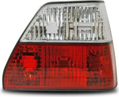 Rückleuchten geeignet für VW Golf 2, klar in rot und weiß VW Golf 2 Bj. 83-91