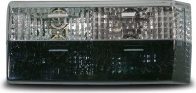 Rückleuchten geeignet für VW Golf 1 und Cabrio Typ 155, in Schwarz und weiß Golf I Bj. 74-80 und Cabrio Typ 155 Bj. 79-93