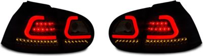 Lightbar Rückleuchten geeignet für VW Golf 5, in smoke-Optik VW Golf 5 03-08