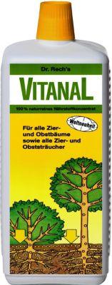 Vitanal, Dünger für Bäume und Sträucher