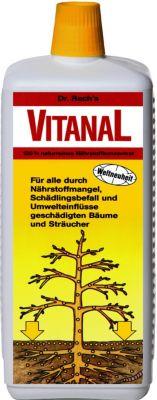 Vitanal, Dünger für geschädigte Bäume