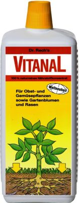 Vitanal, Dünger für Obst und Gemüse