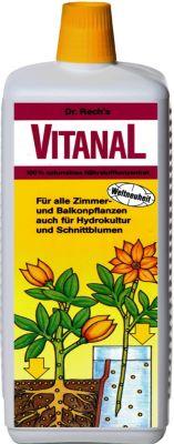 Vitanal, Dünger für Zimmerpflanzen