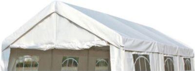 DEGAMO Ersatzdach / Dachplane PALMA für Zelt 3x6 Meter, PVC weiss   Baumarkt > Camping und Zubehör > Zelte   DEGAMO