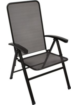 streckmetall klappsessel preisvergleich die besten. Black Bedroom Furniture Sets. Home Design Ideas