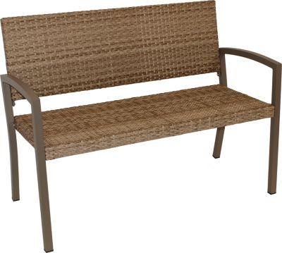 polyrattan bank preisvergleich die besten angebote online kaufen. Black Bedroom Furniture Sets. Home Design Ideas