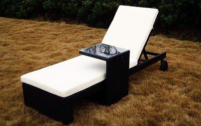Rattan Garten Lounge Liege Holiday