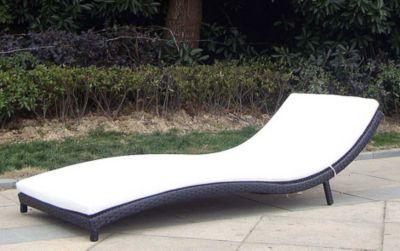 Rattan Garten Lounge Liege Wave