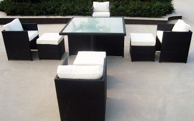 Rattan Garten Lounge Emotion