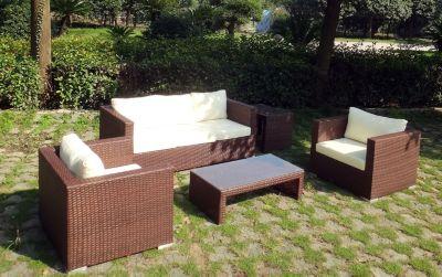 Baidani  Garten Rattan Lounge Westside