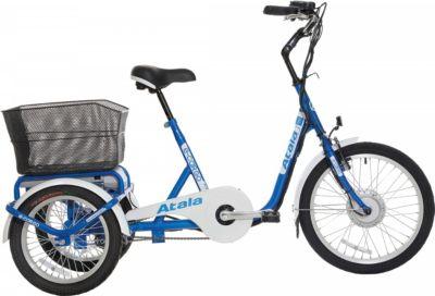 Elektro Dreirad für Erwachsene 16 / 20 Zoll Sen...