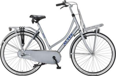 28 Zoll Damen Holland Fahrrad 3 Gang Hoopfietsen Altec... silber, 50cm