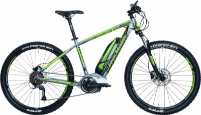 27,5 Zoll Elektro Mountainbike 9 Gang Atala You...