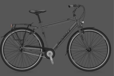 28 Zoll Herren City Fahrrad Sprint Discover Man Nexus 3 Seventeen bei Plus Online Shop