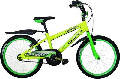 20 Zoll Jungen Fahrrad Coppi Argo gelb