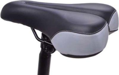 Fahrradsattel mit Geleinlage Sattel Fahrrad Tre...
