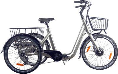 Klappbares Elektro Dreirad für Erwachsene Monty...