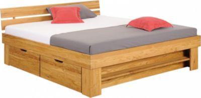 eiche wildeiche massivholzbetten online kaufen m bel suchmaschine. Black Bedroom Furniture Sets. Home Design Ideas