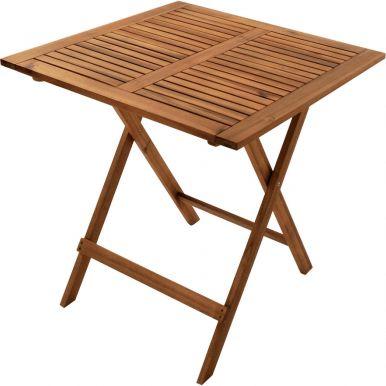 SAM® Balkontisch Akazie 70 x 70 cm klappbar CAMERON | Garten > Balkon > Balkontische | Akazienholz | SAM
