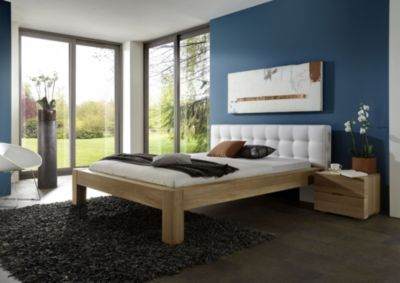 ® Massivholzbett 140 x 200 cm günstig Buche massiv Select