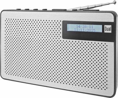 UKW/DAB(+) Radio Digitalradio mit Kopfhöreransc...