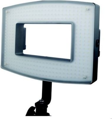 bresser-led-ph-386-eckige-ringlampe-mit-netzteil-und-akkus
