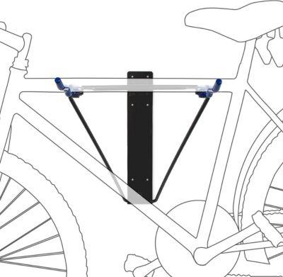 fahrrad wandhalter preisvergleich die besten angebote. Black Bedroom Furniture Sets. Home Design Ideas